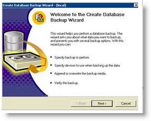 database backup recovery